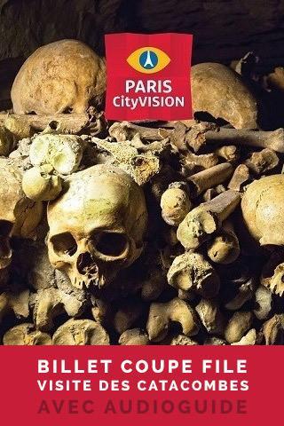 Exposition billet coupe file visite des catacombes avec - Billet coupe file pompidou ...