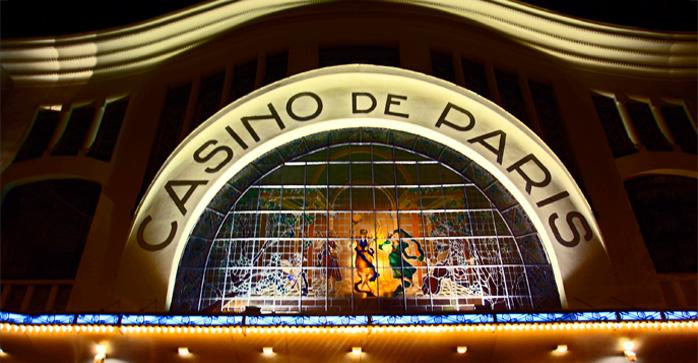 casino de paris programme 2019