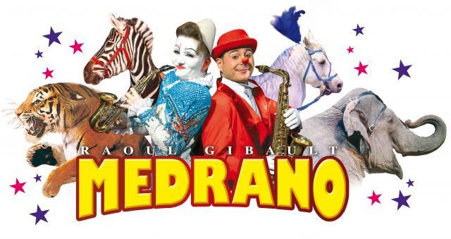 Cirque Medrano : dates de spectacles