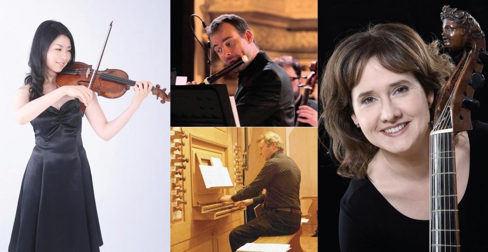 Concert de musique de chambre j s bach le clavier bien for Bach musique de chambre