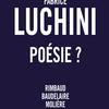 Poésie ? - Fabrice Luchini