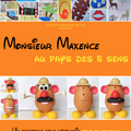 Monsieur Maxence Au Pays Des 5 Sens - Spectacle Pour Les 18 Mois à 5 Ans