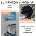 Exposition aquarelle  et sculpture de