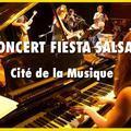 Fiesta Salsa en concert