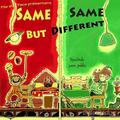 Ile et face : same same but different