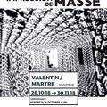 """""""Impression de masse"""" Valentin Martre"""