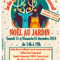 Noël au jardin - 2ème édition