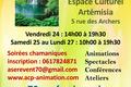 Agenda Culturel des villes du Morbihan