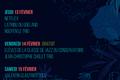 Festival dans le  Cher en 2020 et 2021