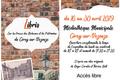 Expositions dans la  Meurthe-et-Moselle en 2019