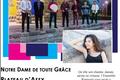 Concerts dans la  Haute-Savoie en 2018 et 2019