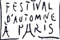 Festival à Paris en 2020 et 2021