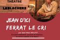 Théâtre dans l' Ardèche en 2019 et 2020