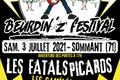 Festival dans la  Saône-et-Loire en 2021