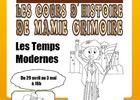 L'histoire de Mamie Grimoire : les Temps Modernes