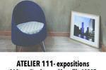 Atelier 111 expositions Marseille