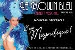Cabaret Music Hall le Moulin Bleu Thiers