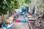 Café sur cour Nantes