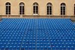 Cour du Lycée Saint Joseph Avignon