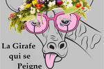 La Girafe Qui Se Peigne Lyon