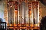 Orgue en Baigorry Saint Etienne de Baigorry