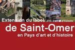 Service Ville d'art et d'histoire de Saint-Omer