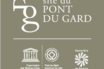 Site du Pont du Gard Vers Pont du Gard