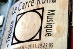 Théâtre du carré rond Marseille