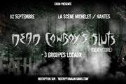 Angers Likes Metal #1 / 3 groupes locaux + Dead Cowboys Sluts