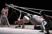 Compagnie de danse Bakhus Grasse