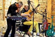 Concert Professor Bottleneck & Frank Born !