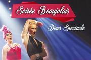 Dîner sepctacle Music-Hall spéciale soirée Beaujolais