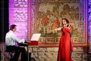 Duo Canticel Catherine Dagois Edgar Teufel Perpignan