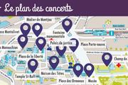 la Fête de la musique à Valence 2018