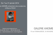 Galerie Axiome Bordeaux