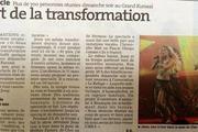 Jessy Transformiste & Co Besancon