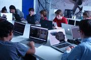 Le Cube - Centre de création numérique Issy les Moulineaux