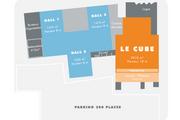 Le cube parc des expositions Troyes