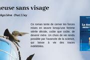 Lecture Publique Du Roman La Donneuse Sans Visage