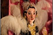 Les marionnettes de joel guichard Monetay sur Allier