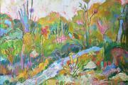 Nouvelles peintures de Christine Garuet