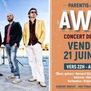 Awek Blues - Le Groupe De Blues Toulousain