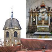 Découverte De L'église De L'assomption à Fouvent-saint-andoche