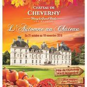 2ème Fête de l'Automne au Château de Cheverny