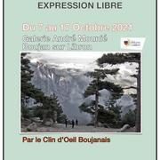 Expo photo à Boujan sur libron