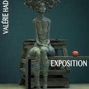 Exposition Valérie Hadida Sculptures