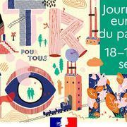 Journées du patrimoine Niort 2021