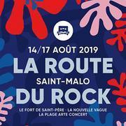 La Route Du Rock Mercredi À Saint Malo Le 14 Août 2019