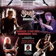 Metallica - WorldWired Tour 2019