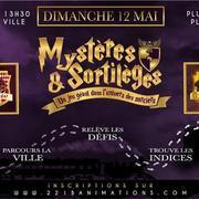 Mystères & Sortilèges - Jeu géant - Enquête dans la ville